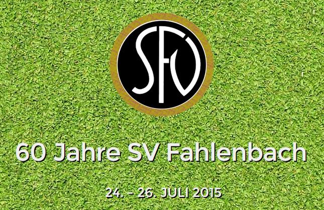 60 Jahre SV Fahlenbach