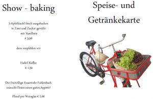 2015-Speise und Getränkekarte Dorffest